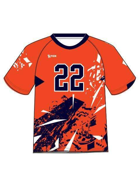 Shattered Men's Sublimated Jersey
