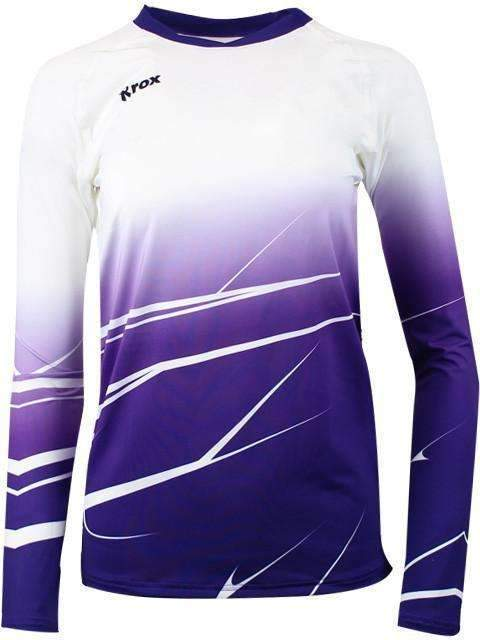 """New"" Shade Purple Volleyball Jersey 