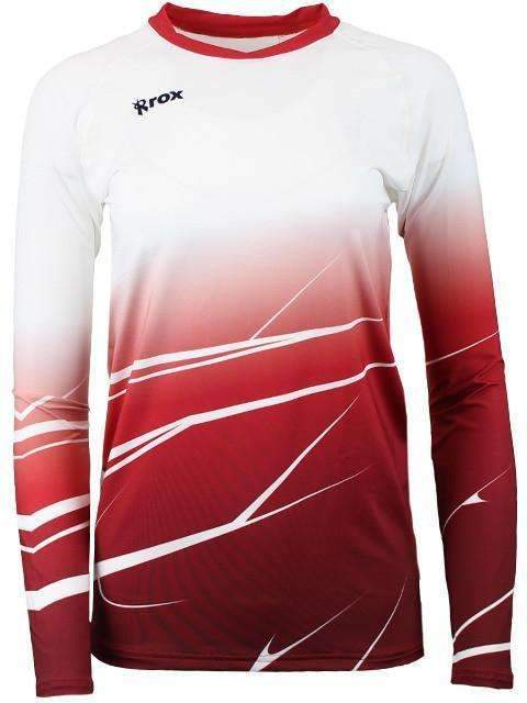 Shade Red Volleyball Jersey | 1112.23,Women's Jerseys - Rox Volleyball