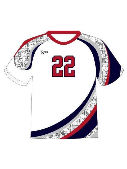 Tsunami Men's Sublimated Jersey,Men's Jerseys - Rox Volleyball