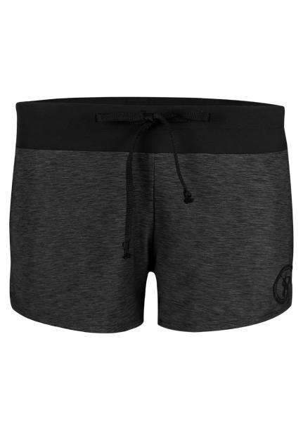 Women's Relaxed Fit Volley Flo Pocket Short | 1430 Charcoal