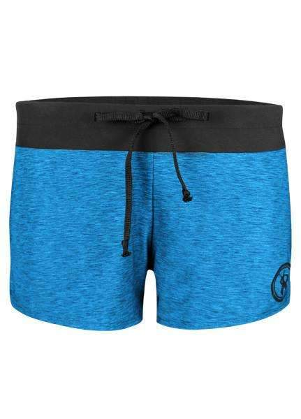 Women's Relaxed Fit Volley Flo Pocket Short | 1430 Pacific Blue