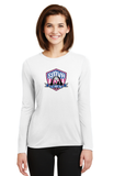 Womens Warm Up Top Package with Team Logo