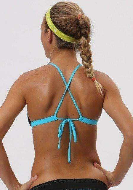 Roxstar | Brillance Royal/ Black |1308,Beach Tops - Rox Volleyball