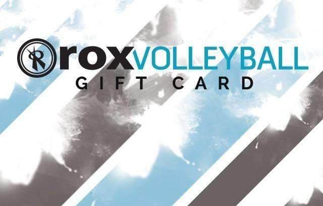 Gift Card for Volleyball Gear | RoxVolleyball.com