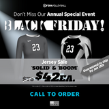 Black Friday Jersey Package, - Rox Volleyball