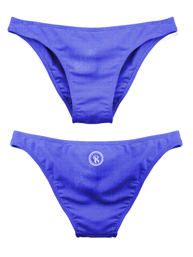 2020 Rio Cheeky Bottoms | 1411 | Oltremare,Beach Bottoms - Rox Volleyball