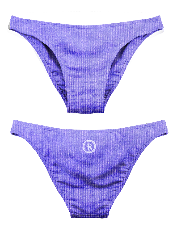 2020 Rio Cheeky Bottoms | 1411 | Provenza Shimmer,Beach Bottoms - Rox Volleyball