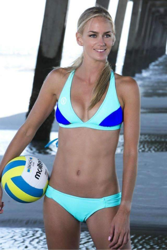 Roxstar | Menthol/Bright Royal | 1308,Beach Tops - Rox Volleyball