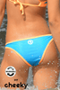 Rhapsody Reversible Bottom |1444 Venus Salmon,Beach Bottoms - Rox Volleyball
