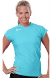 Vision Cap Sleeve |1222. | Closeout Volleyball Jersey