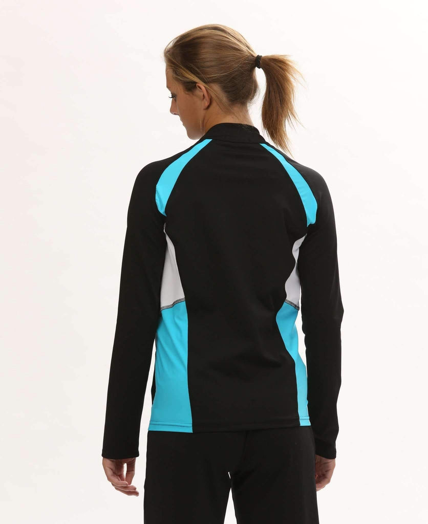 ... Push 1 Full Zip Jacket | Black/Hawaii | 1372,Women's Jacket - Rox ...