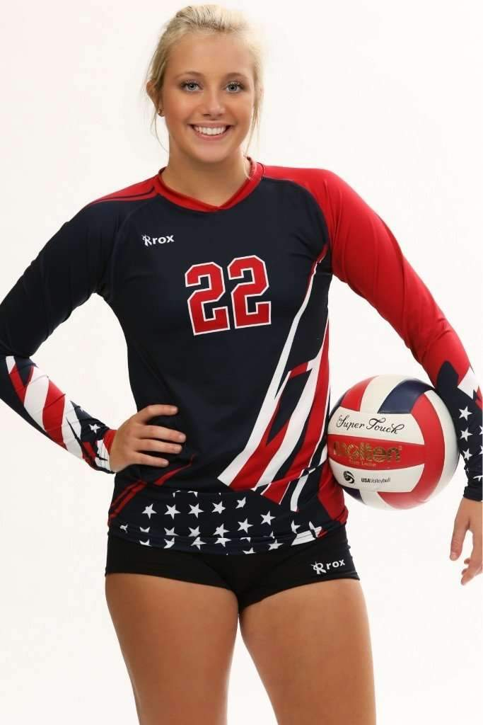 Patriot Womens Sublimated Jersey