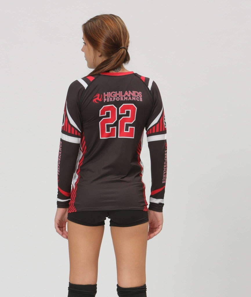 Prism Women's Sublimated Volleyball Jersey,Women's Jerseys - Rox Volleyball