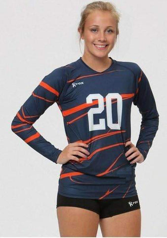 Fade Womens Sublimated Jersey