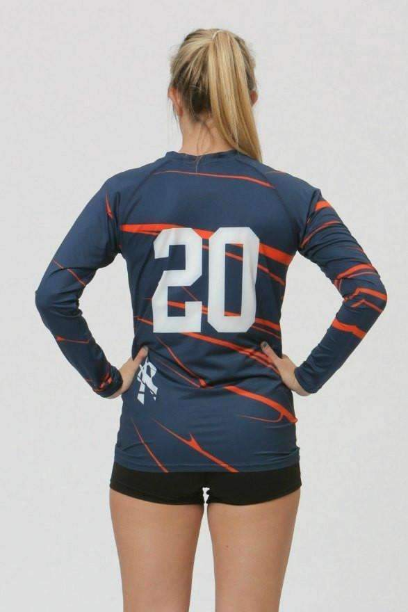 Shade Women's (2 Color) Sublimated Jersey,Custom - Rox Volleyball