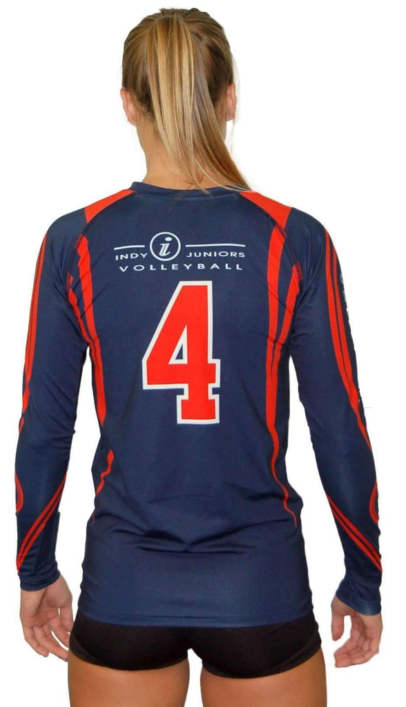 Shield Women's Sublimated Jersey |R-014,Women's Jerseys - Rox Volleyball