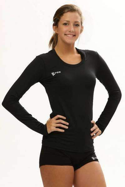 Voltaic Long Sleeve Jersey |1261 Black