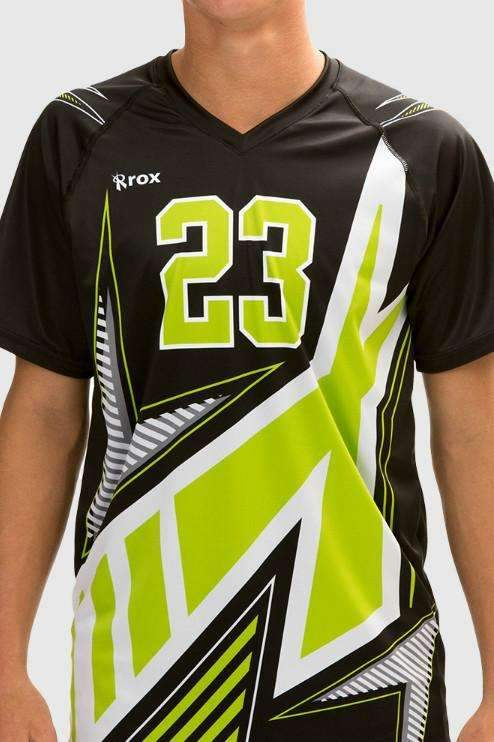 Xcelerator Men's Sublimated Volleyball Jersey