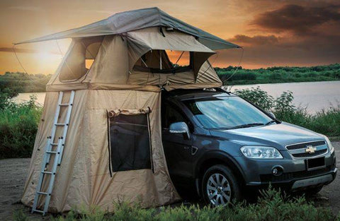 ROOF TOP TENT AND ANNEX
