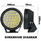 7inch 280w Cree LED Driving Light