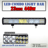 23inch 448W Philips Lumileds Light Bar