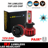 H7 , 112W 12000LM Philips LED Headlight KIT