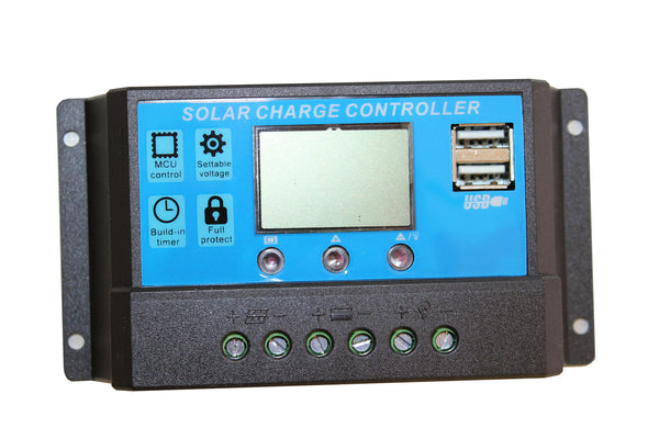 20A  Solar Regulator, Charge Controller 12V-24V