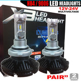 HB4 100w Headlight kit