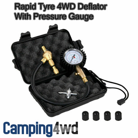 Rapid Tyre Deflator Air Deflators