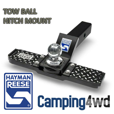HAYMAN REESE HITCH STEP TOW BAR TONGUE TOW-BALL BALL