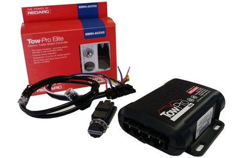 REDARC Tow Pro Electric EBRH-ACCV2 Elite Trailer Brake Controller