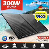 300W Folding Mono Solar Panel Folding SUPER LIGHT Kit