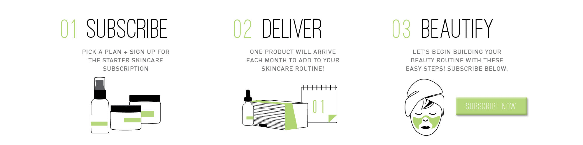 Skincare Starter Subscription