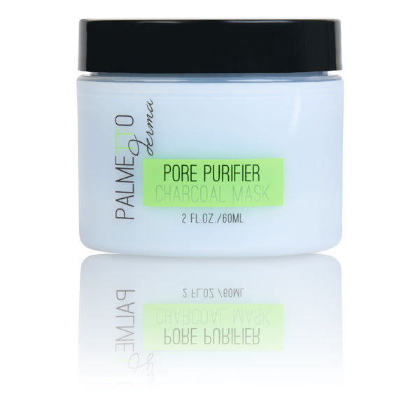 Pore Purifier Charcoal Mask