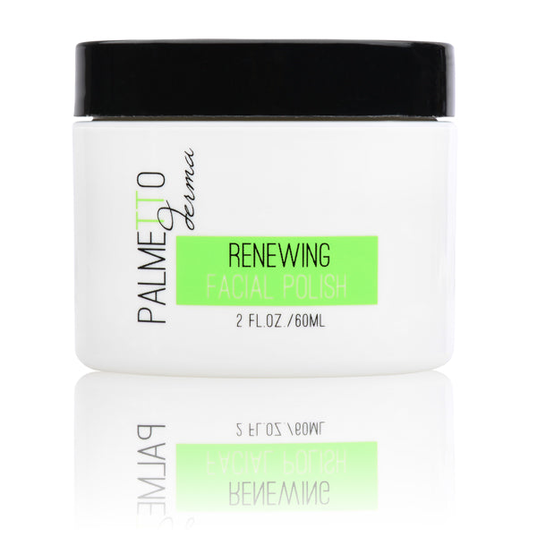 Renewing Facial Polish - Palmetto Derma