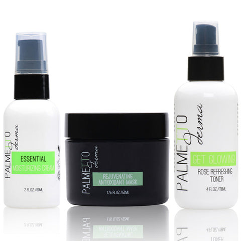 Spa Night Set - Palmetto Derma