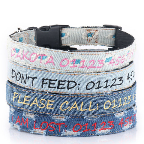 Personalised Collars For Dogs Amp Cats