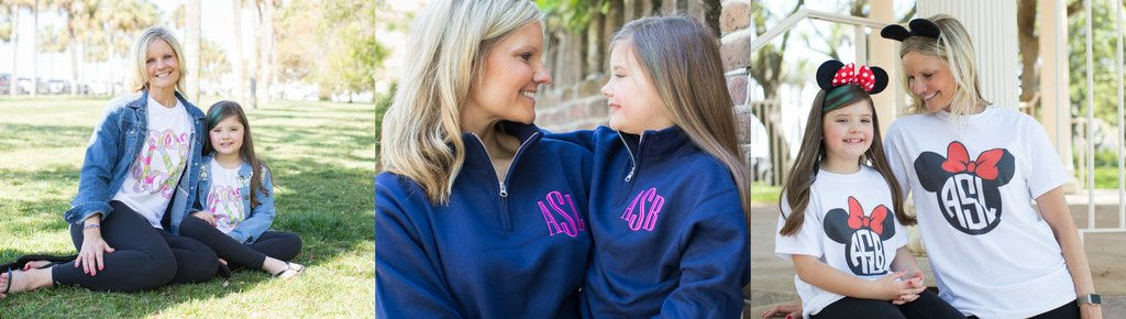Mommy Monograms
