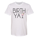 Monogrammed Birthday Girl T-Shirt Birthyay Tee