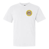 Monogrammed Sunflower T-Shirt