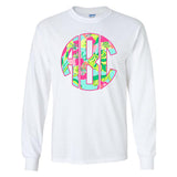 Monogrammed Lilly Pulitzer Long Sleeve Shirt