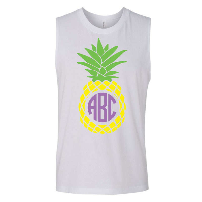 b43a59dca Monogrammed Muscle Tanks Collection – United Monograms