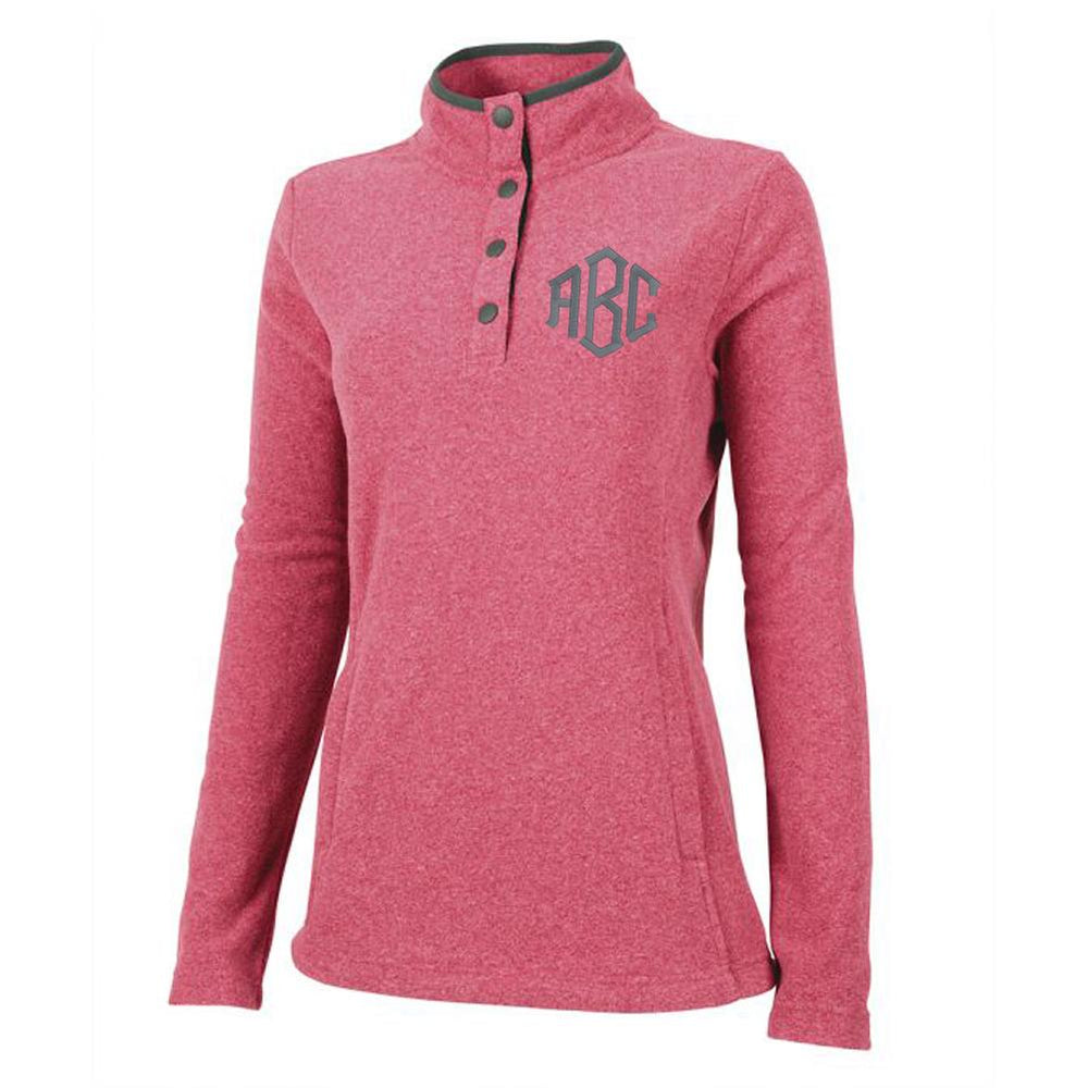 Heather Bayview Sweatshirt