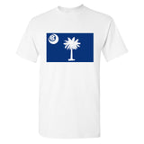 Monogrammed Palmetto Flag T-Shirt