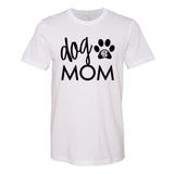 Monogrammed Dog Mom T-Shirt