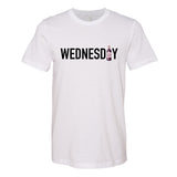 Monogrammed Wine Wednesday Tee