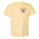 Monogrammed Disney Mickey Mouse T-Shirt