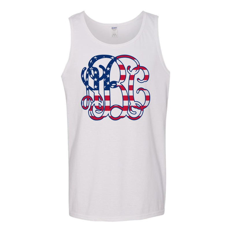 d662569ea2af7a Monogrammed Tank Tops Collection – United Monograms