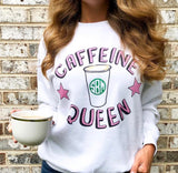 United Monograms Best Selling 'Coffee' Sweatshirt